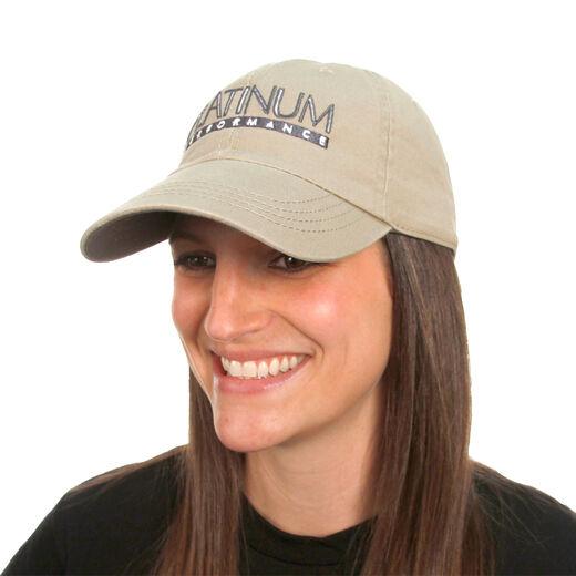 Khaki Unstructured Hat