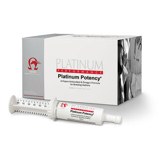 Platinum Potency® Syringe 60cc