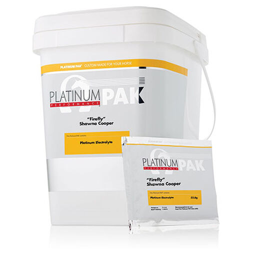 Electrolytes for Horses in Platinum PAKs