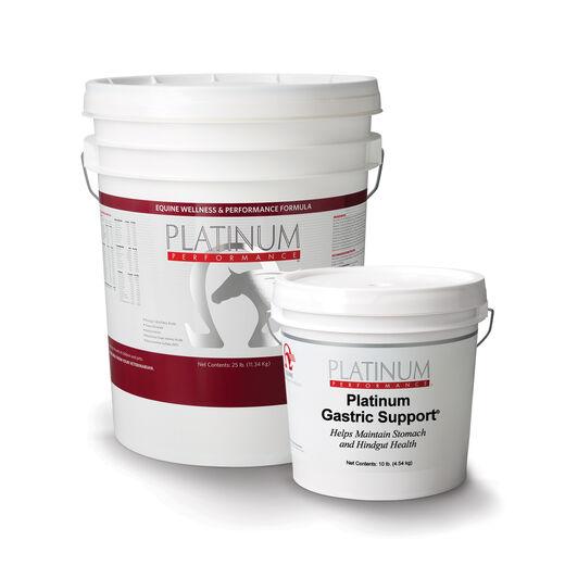 Platinum Performance® Equine and Platinum Gastric Support®