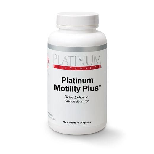 Platinum Motility Plus® for Dogs