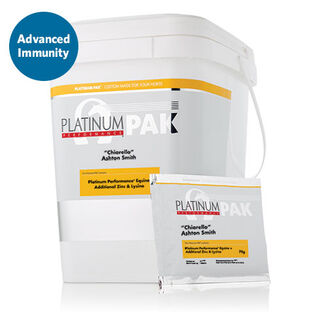 Platinum Performance® Equine + Additional Zinc and Lysine PAK