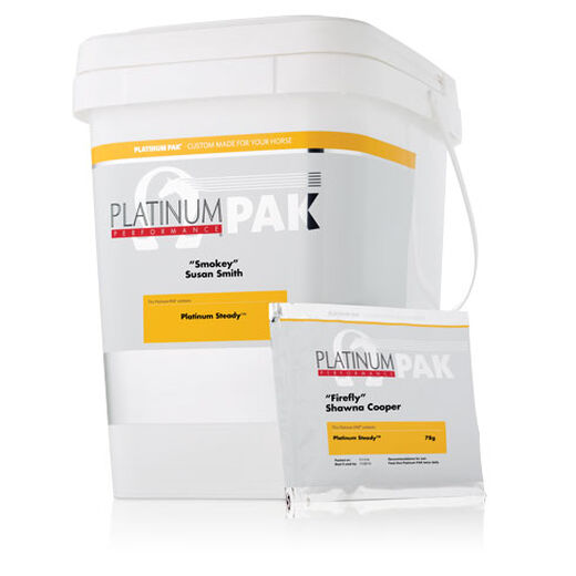 Platinum Steady PAK