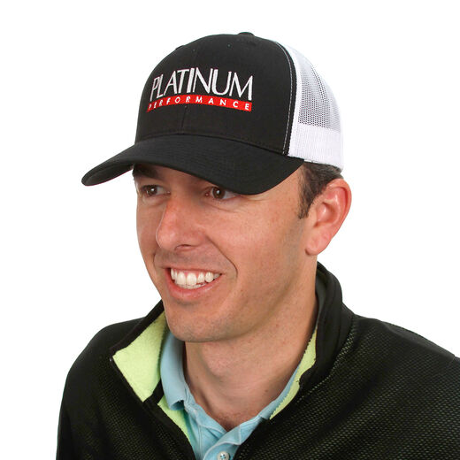 Black & White Trucker Hat