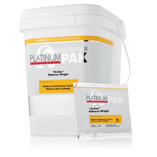 Platinum Performance Equine + Skin & Allergy PAK