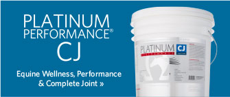Platinum Performance CJ - Equine Wellness, Performance, and Complete Joint