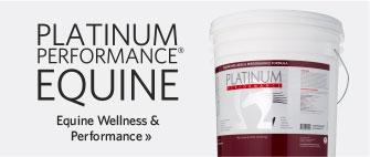 Platinum Performance Equine - Equine Wellness and Performance