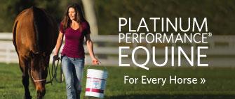 Platinum Performance Equine - For Every Horse