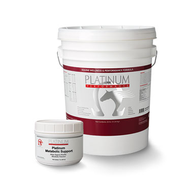 Platinum Performance® Equine + Platinum Metabolic Support