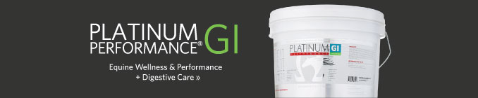 Platinum Performance GI - Equine Wellness and Performance plus Digestive Care