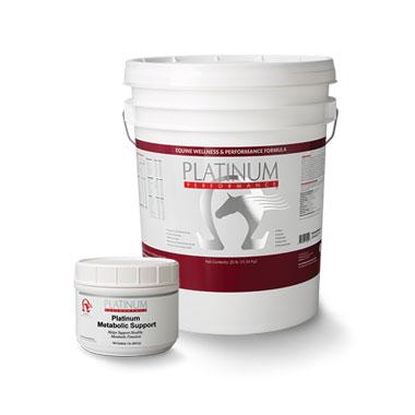 Platinum Performance® Equine + Platinum Metabolic Support